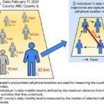 Исследование показало, что ограничения мобильности COVID-19 действуют кратковременно