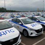 Hyundai показал новые патрульные машины для ГИБДД